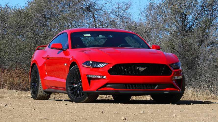 2018 Ford Mustang İlk Sürüş İncelemesi