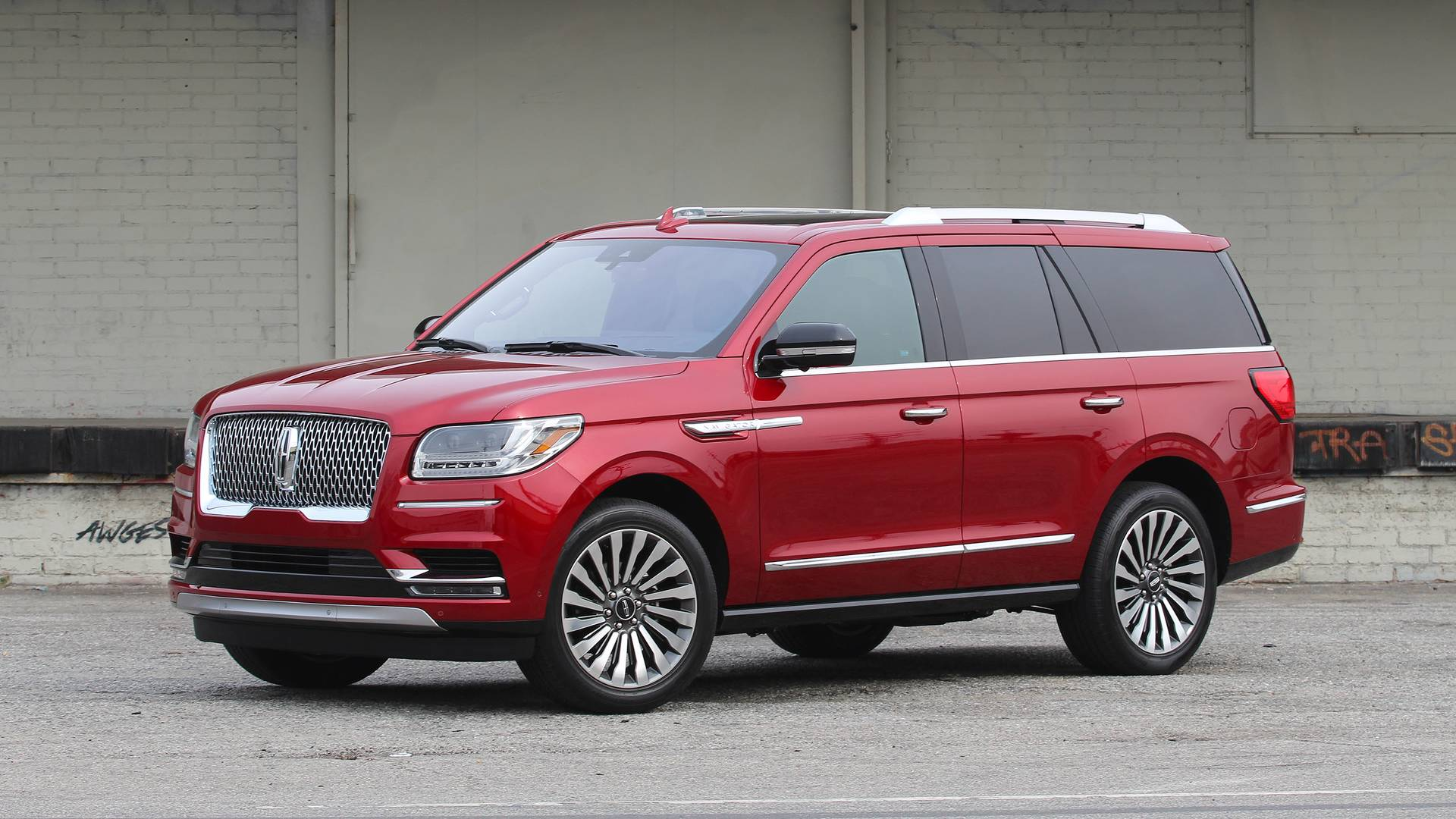2018 Lincoln Navigator L Black Label: Review, Price >> 2018 Lincoln Navigator First Drive Large And In Charge