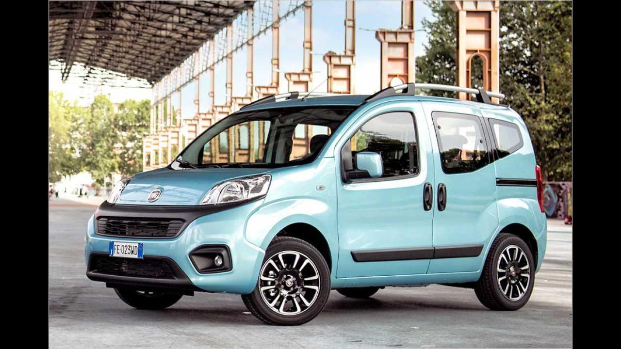 Fiat Qubo 1.4 8V Natural Power (ab 15.290 Euro)