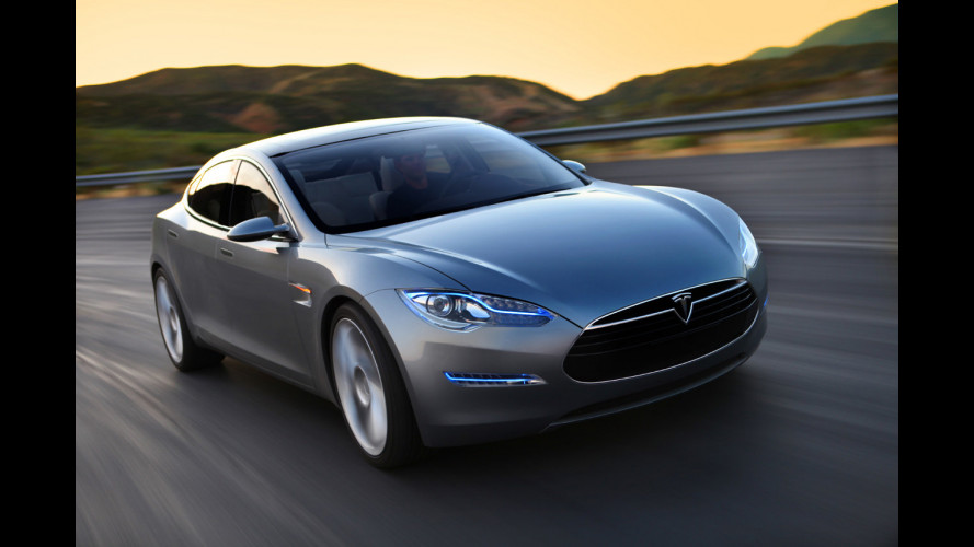 Tesla Motors ha conquistato Wall Street