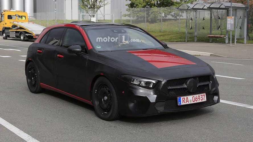 Mercedes-AMG A35'in ismi kesinleşti