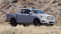 2019 Ford Ranger Spy Photo