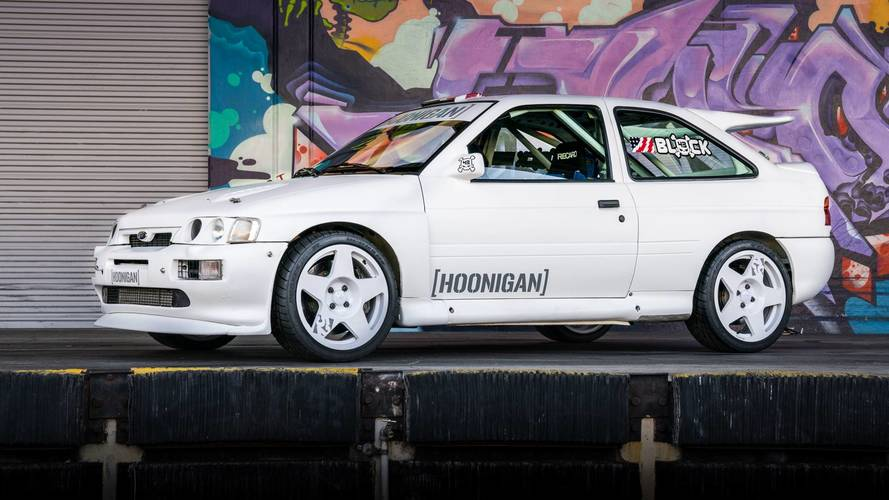 1993 - Ford Escort Cosworth Hoonigan Division Team