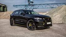 Jaguar F-PACE 2018 by Arden
