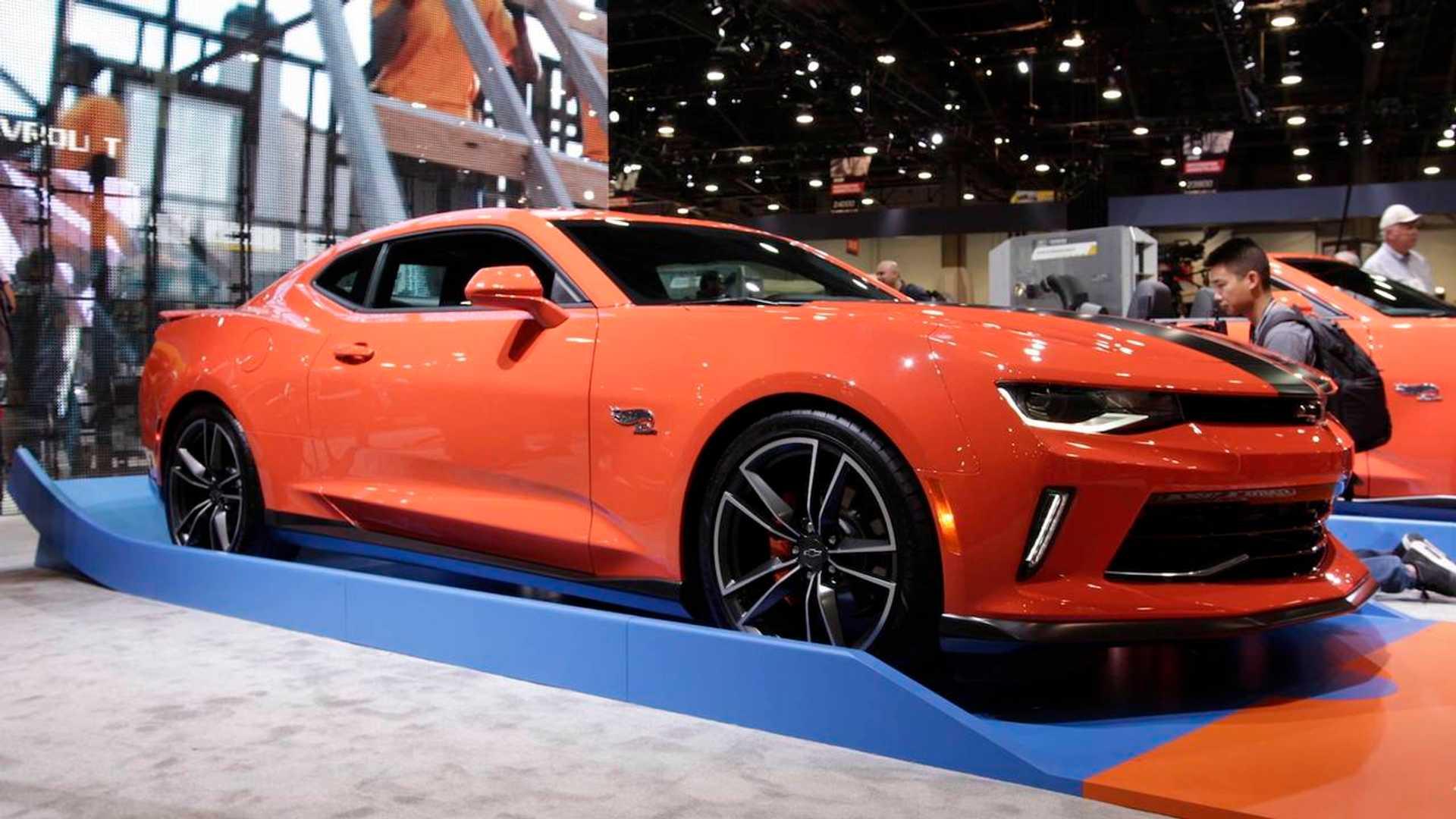 Hot Wheels 2018 Chevy Camaro Brings Childhood Dreams To Life