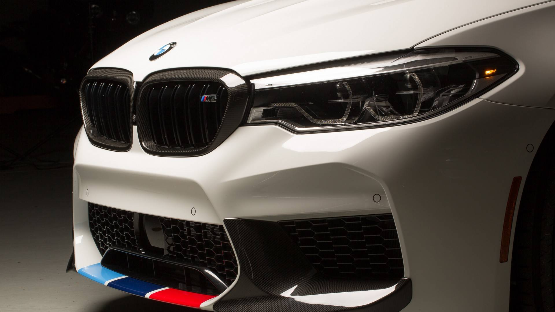 On Connait Enfin La Puissance De La Bmw M5 Pack Competition
