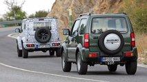 Flagra - Novo Suzuki Jimny