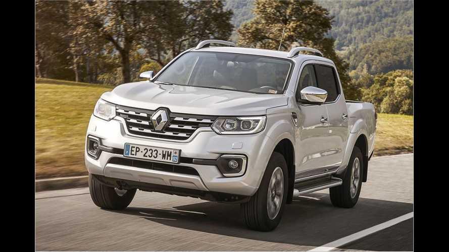 Der neue Renault Alaskan im Test
