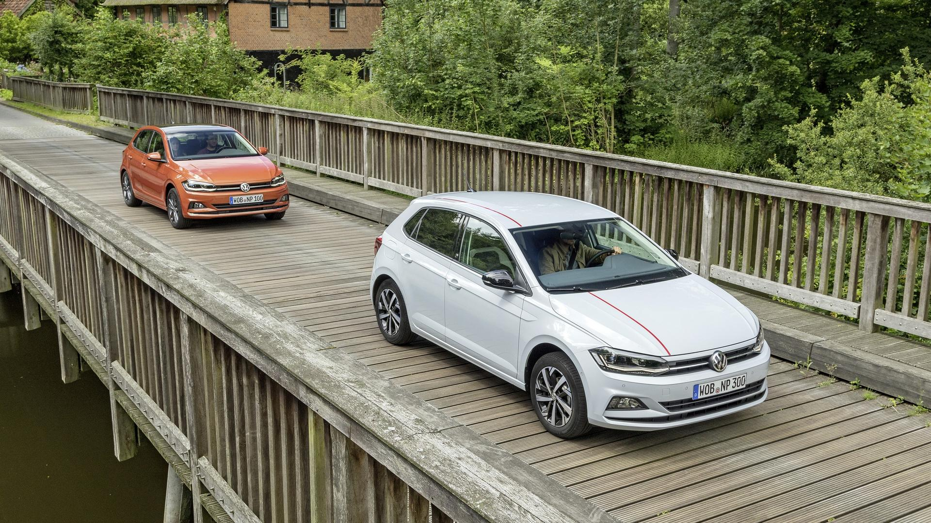 2018 Vw Polo Detailed In New Videos Extended Gallery 150 Pics