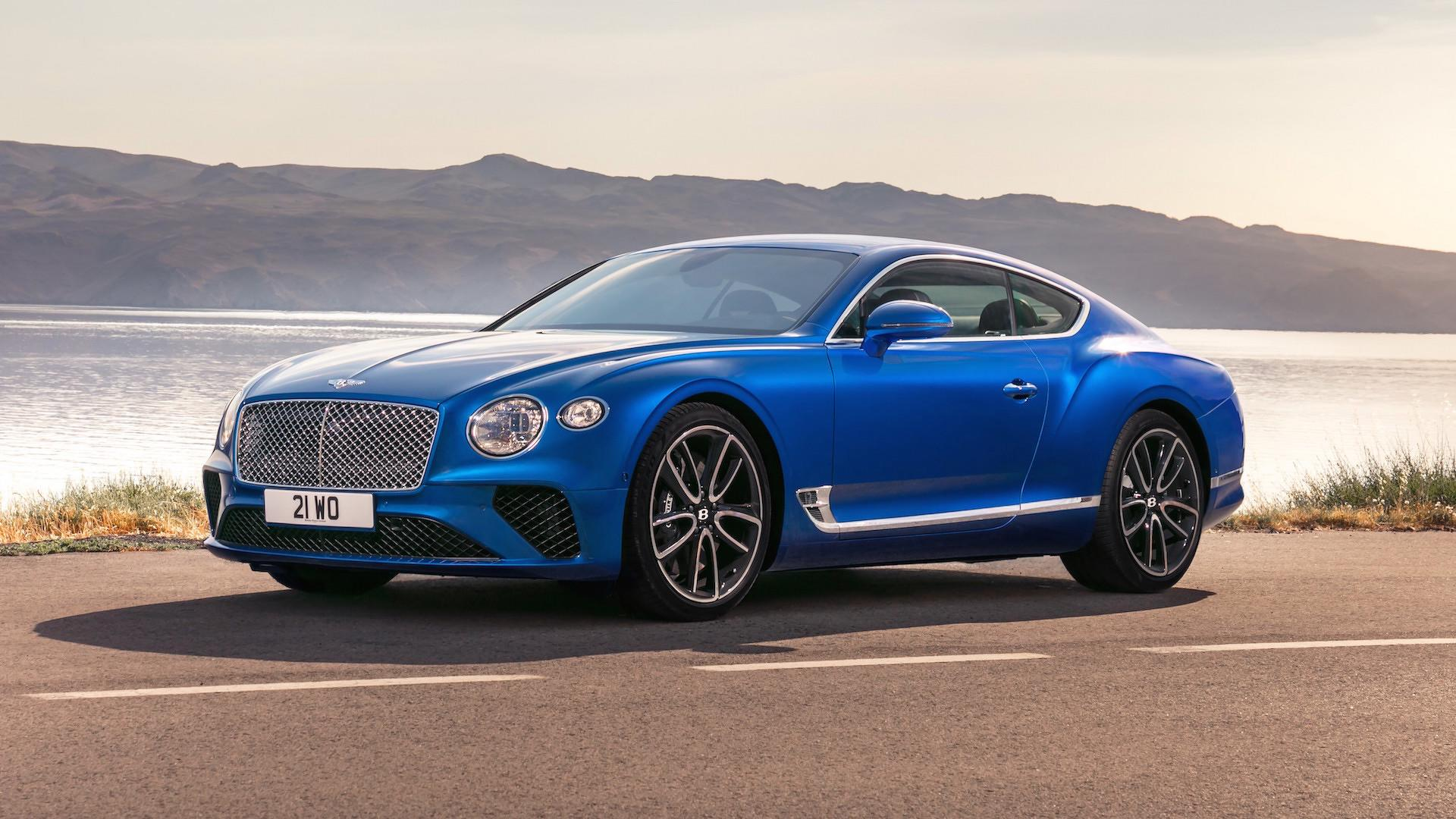 Gt Continental 2018 >> Bentley S Luxurious New 2018 Continental Gt Unveiled