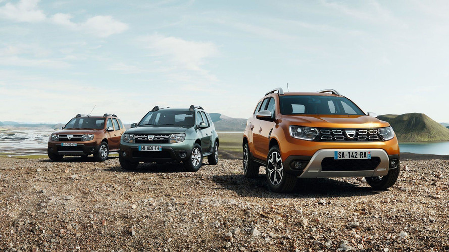 Renault de baixo custo, Dacia também terá gama eletrificada