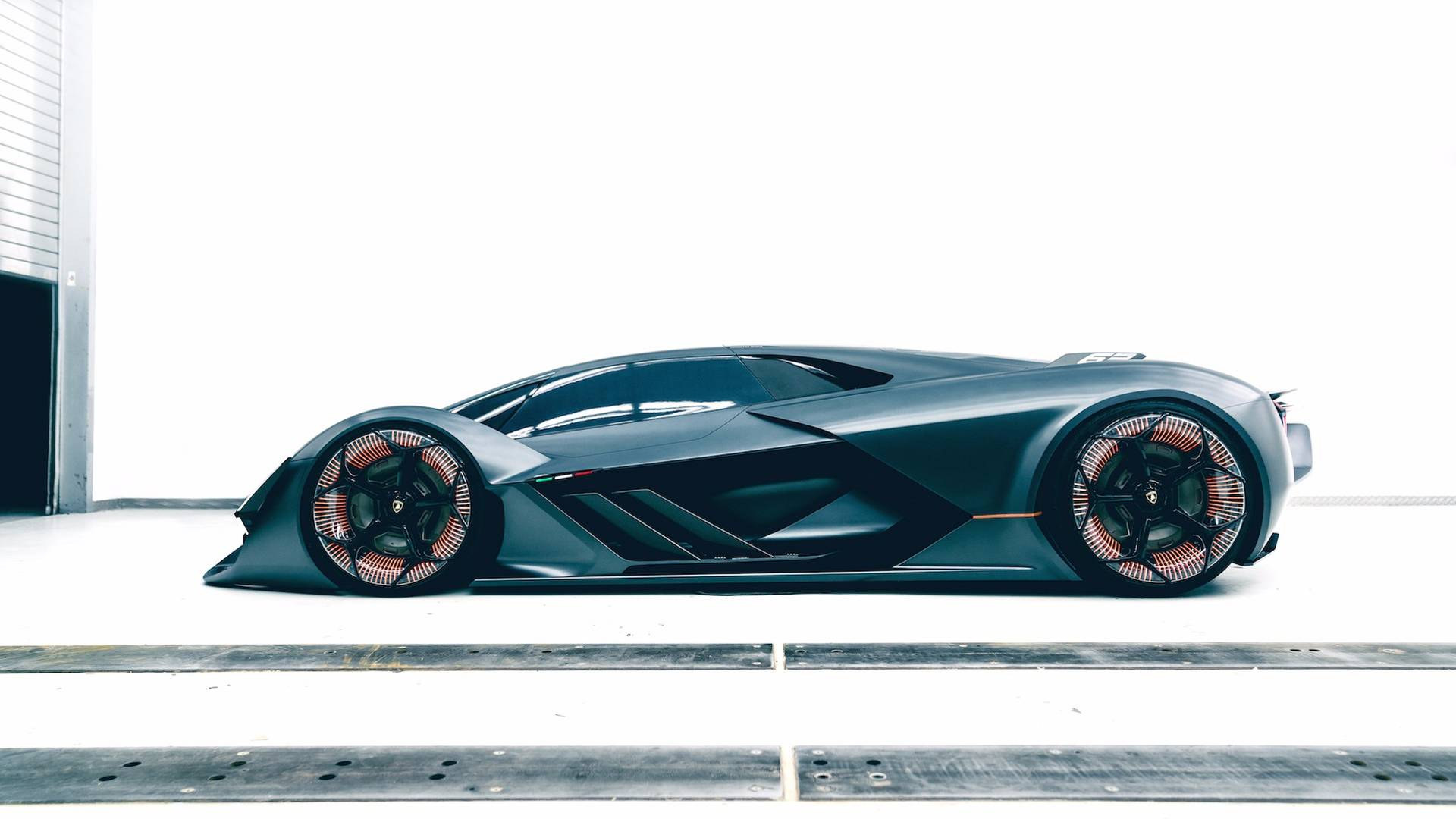 Lamborghini Debuts Terzo Millennio Concept With Tech From 2040