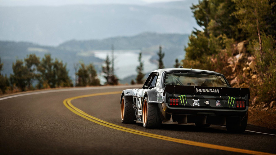 Ken Block Talks About Climbkhana In Behind-The-Scenes Video