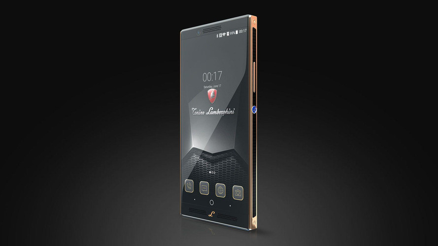 Don't Waste Your Money On Lamborghini's New $2,450 Smartphone
