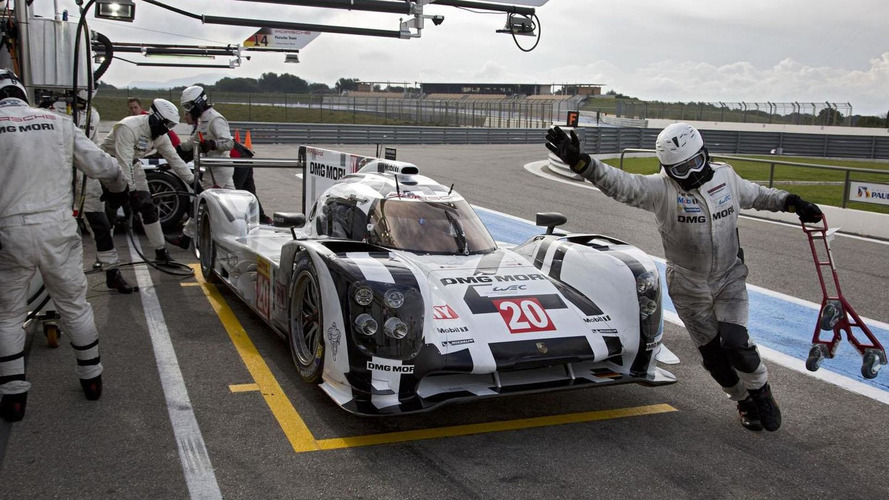 Porsche 919 Hybrid suffers undisclosed technical problems at Paul Ricard