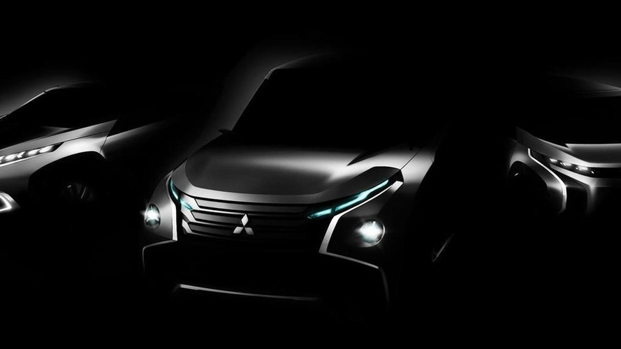 Mitsubishi teases three concepts for Tokyo Motor Show