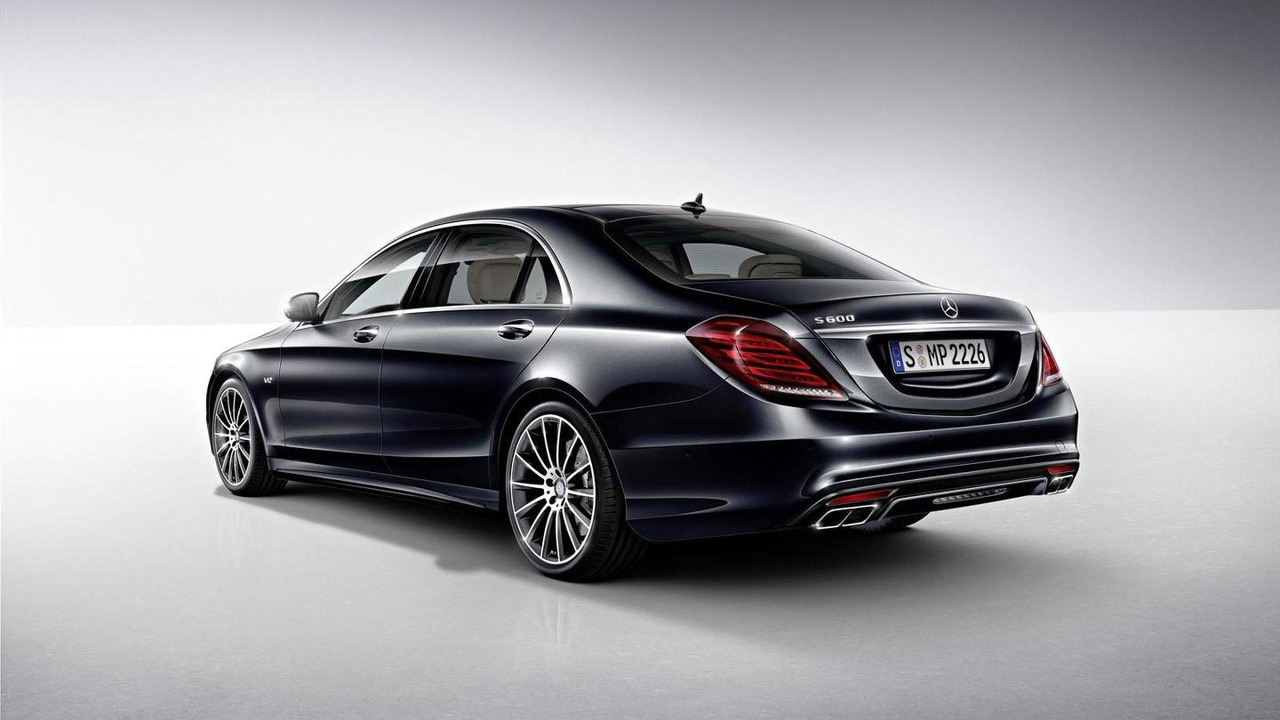 2015 Mercedes S600 unveiled with 530 HP