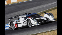Peugeot 908 HYbrid4: test all'Estoril