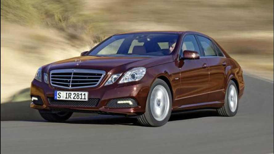 Mercedes Classe E, un usato premium affidabile
