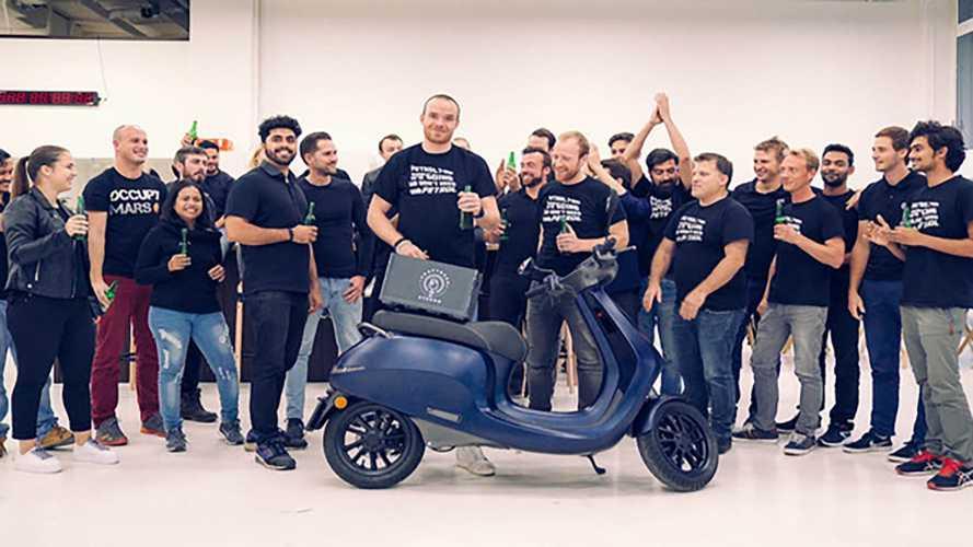 Etergo, avviata la produzione di AppScooter: il primo scooter elettrico