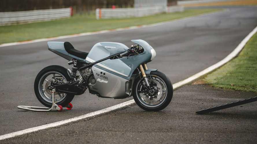 Energica Eva by Debolex Engineering: la E-racer senza tempo