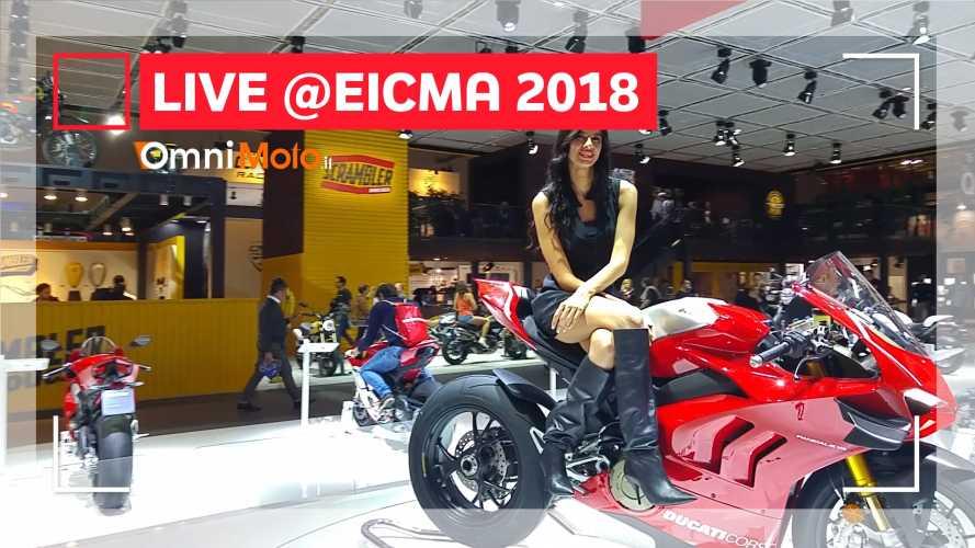 Le più belle di Eicma 2018