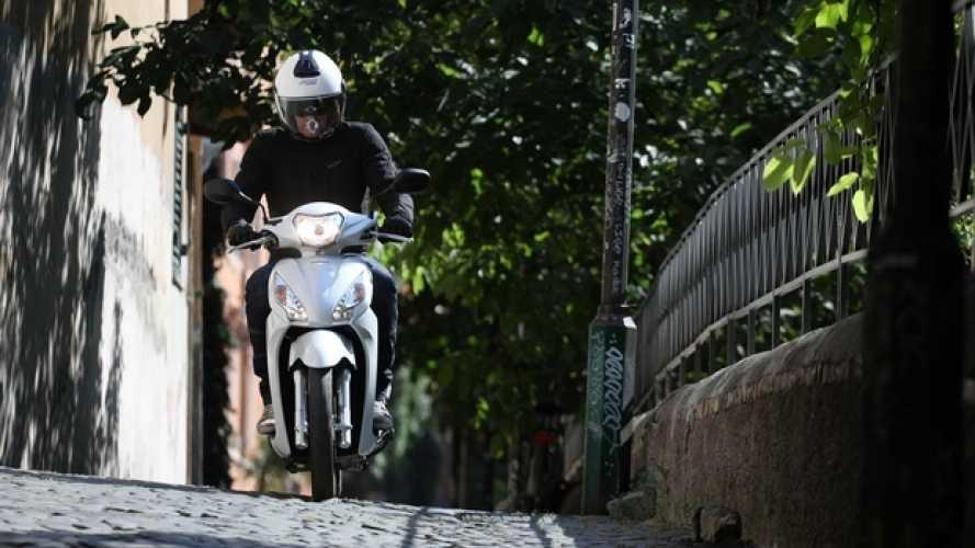 """Honda scooter 2017: la carica dei """"piccoli"""" - TEST"""