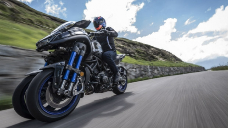 "Yamaha, in cantiere una Niken ""small"""