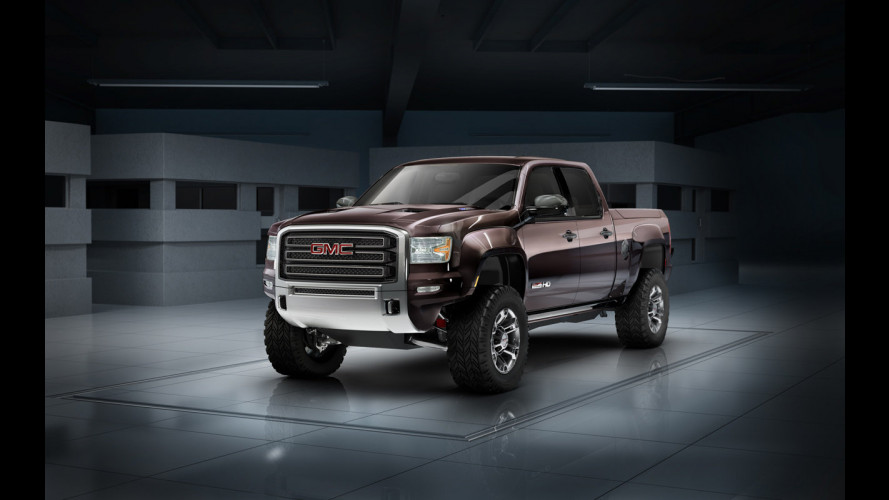 GMC Sierra All Terrain Concept HD