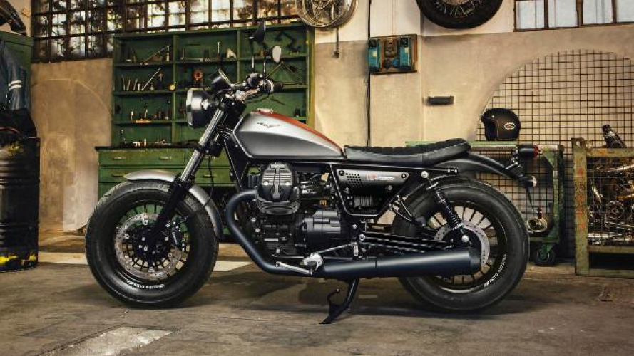 Moto Guzzi protagonista di un talent in TV