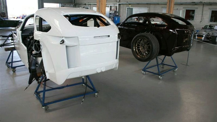 Donkervoort D8 GT in production