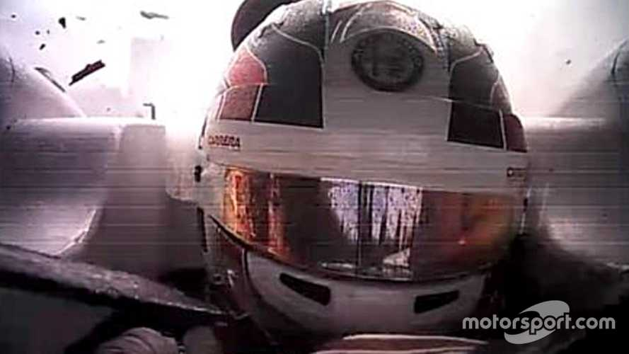 Halo saved Leclerc from visor strike in Spa crash