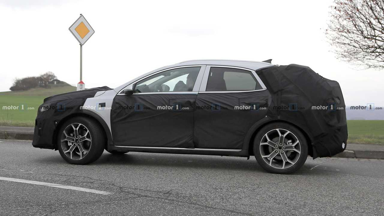 Kia Ceed Crossover-Spionsfoto von 2020