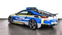 BMW i8 Polizei AC Schnitzer Tune! It! Safe!