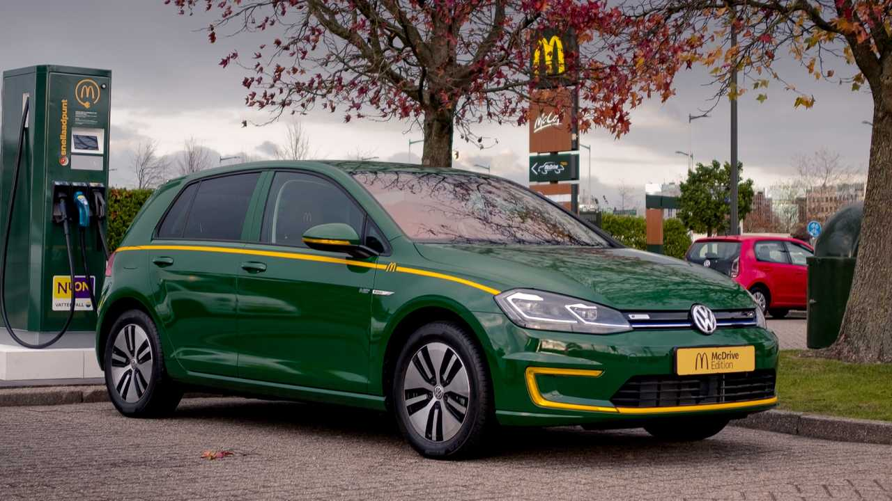 Volkswagen Golf McDrive Edition