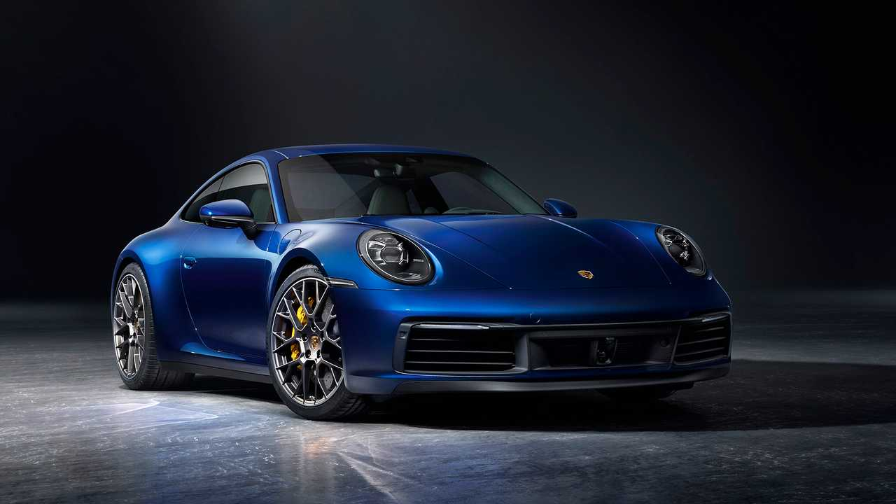 2022 Porsche 911 Hybrid To Feature Pure Electric Mode