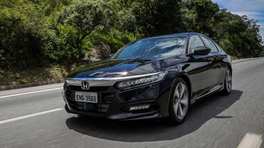 Teste Instrumentado: Honda Accord Touring 2019 faz frente aos alemães?
