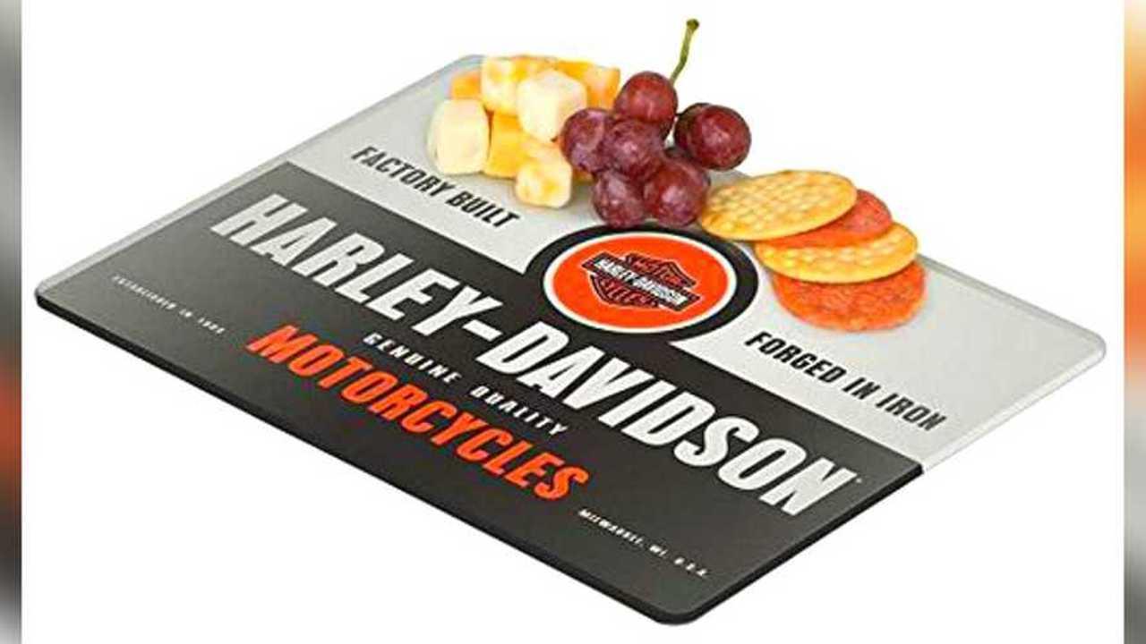 Harley-Davidson Cutting Board