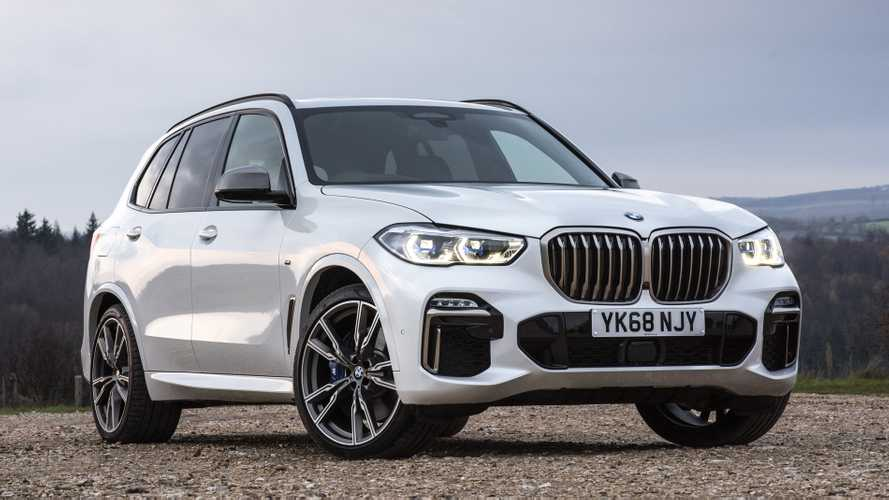 BMW X5 arrives in UK with £57,495 price tag