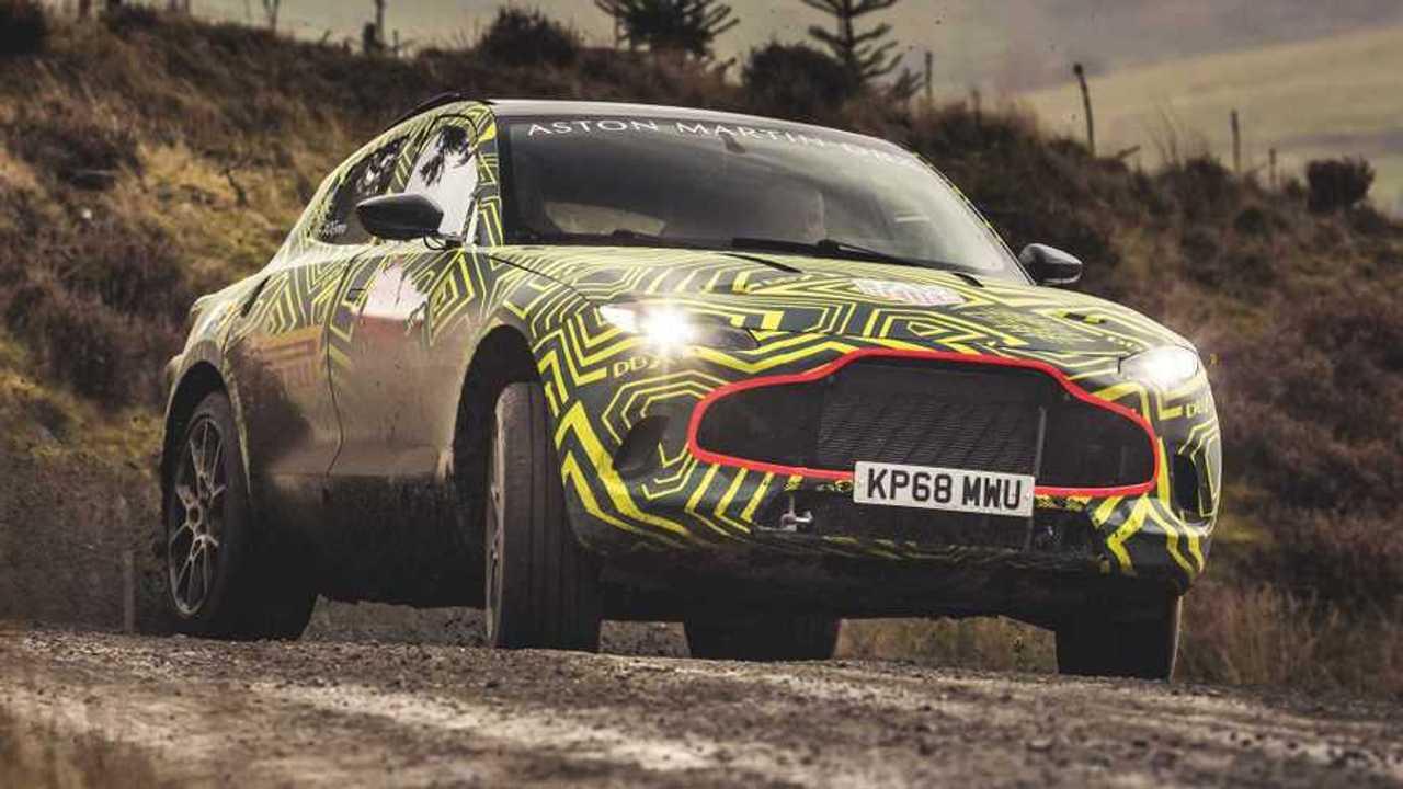 Aston Martin DBX (2019)