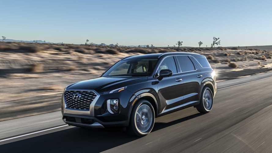 Hyundai'ın 7 koltuklu yeni SUV'si Palisade tanıtıldı