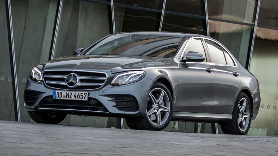 Mercedes E-Class petrol plug-in hybrid costs £47,450