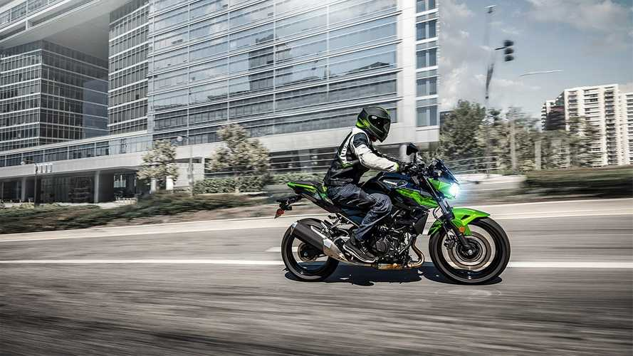 2019 Kawasaki Z400 ABS: Everything We Know