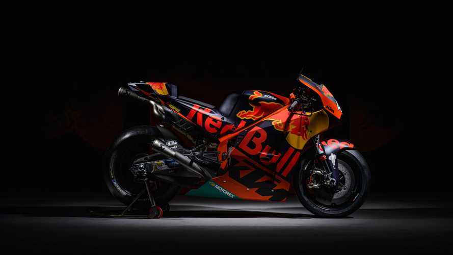 KTM Sells MotoGP Race Bike On Facebook