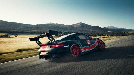 Überraschung auf der LA Auto Show: Porsche bringt 911 GT2 RS Clubsport