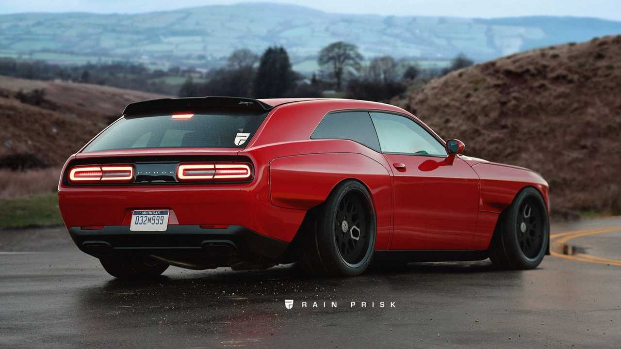 Fat Dodge Demon Hatchback