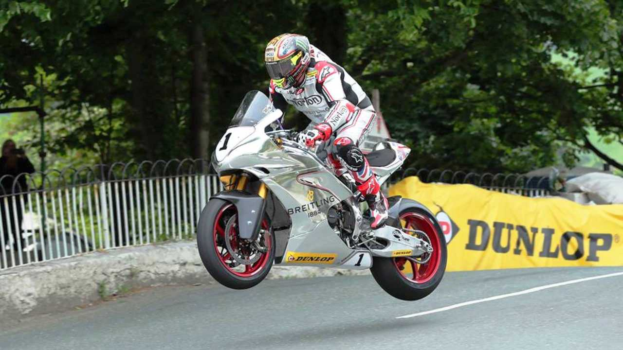 Norton V4 Superbike 1