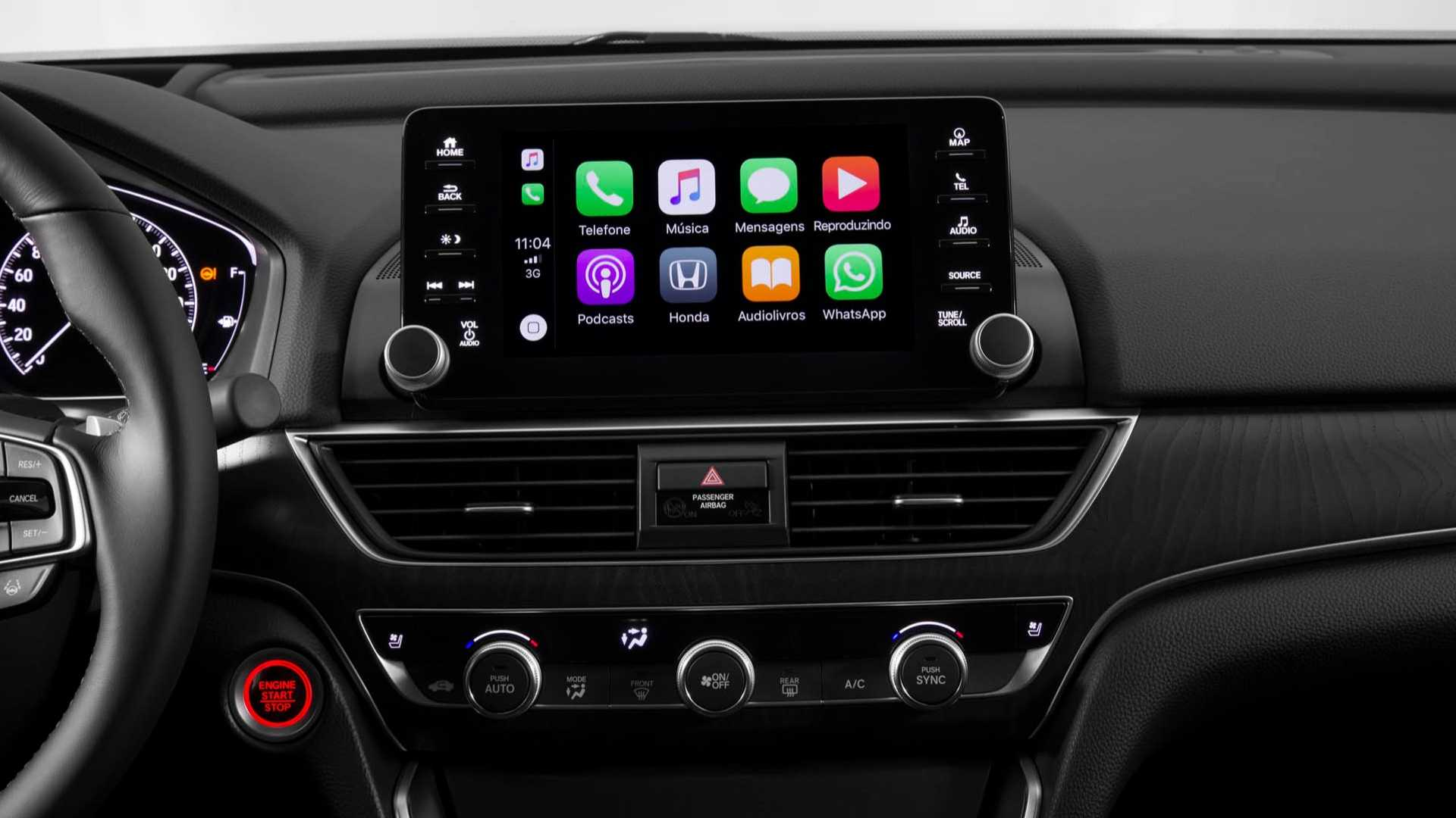 Teste Instrumentado: Honda Accord Touring 2019 faz frente aos alemães? Acabamento-interno-honda-accord-2019