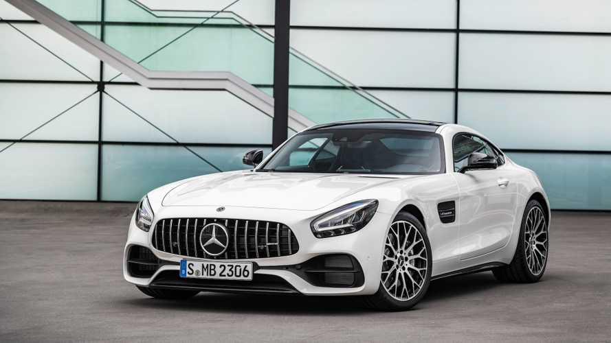 Refreshed Mercedes AMG GT coupe starts at £104,130