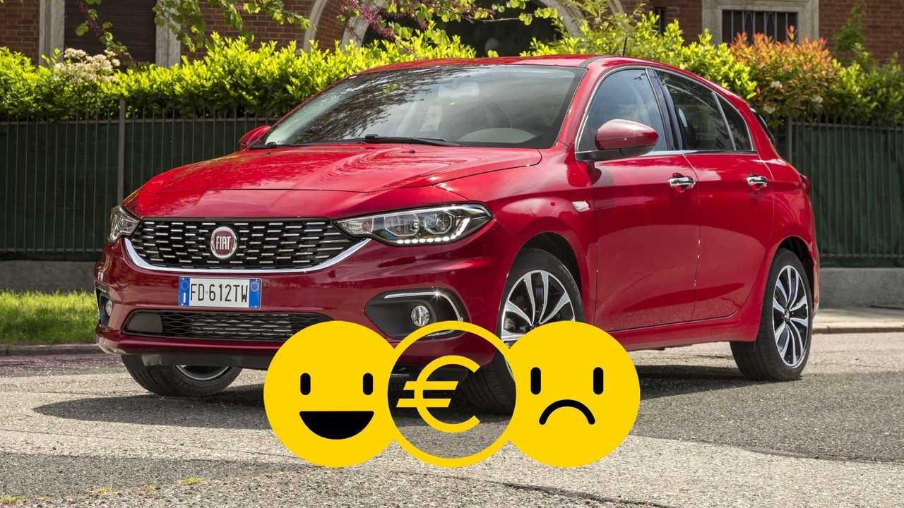 Promozione Fiat Tipo, perché conviene e perché no